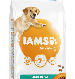 Iams for Vitality Light in Fat Dog Food