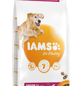 Iams for Vitality Senior Large Breed Dog Food