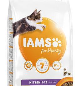 Iams for Vitality Kitten Food 2kg