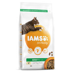 Iams Adult Cat Dry Food with Fresh Chicken