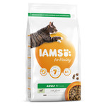 Iams Adult Cat Food with Lamb