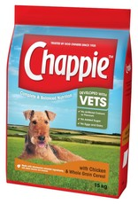 Chappie Complete Dry Dog Food, Chicken With Wholegrain Cereal