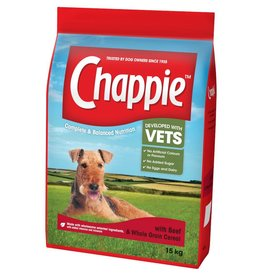 Chappie Complete Dog Food Beef With Wholegrain Cereal