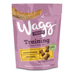 Wagg Chicken & Cheese Meaty Bites Dog Training Treats, 125g
