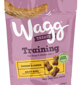 Wagg Dog Training Treats Chicken & Cheese 125g