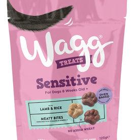 Wagg Dog Treats Sensitive Treats 125g