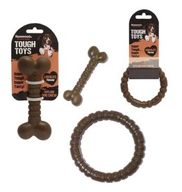 Rosewood Nylon Chocolate Ring Dog Chew