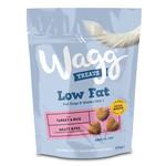 Wagg Low Fat Turkey & Rice Meaty Bites Dog Treats, 125g