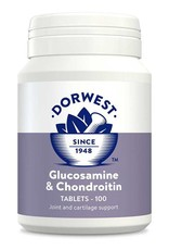 Dorwest Glucosamine & Chondroitin Tablets