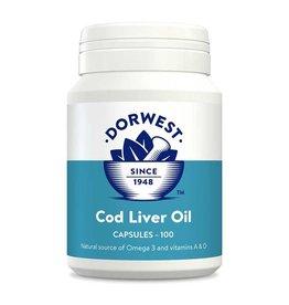 Dorwest Cod Liver Oil Capsules