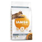 Iams Indoor Cat Dry Food with Fresh Chicken, 2kg
