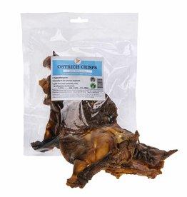 jr pet products Ostrich Stomach Healthy Crisps Dog Treats 60g