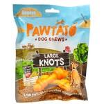 Benevo Pawtato Large Knots Vegan Sweet Potato Dog Chews, 180g