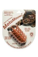 MotoMouse Vibrating Cat Toy