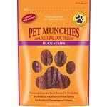Pet Munchies Duck Strips 100% Natural Dog Treats, 90g