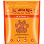 Pet Munchies Chicken Strips Natural Dog Treats, 320g