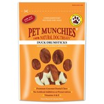 Pet Munchies Duck Drumsticks 100% Natural Dog Treats, 100g