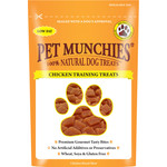 Pet Munchies Chicken Training Treats 100% Natural Dog Treats, 50g