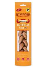 Pet Munchies Natural Dog Treats Premium Dental Buffalo Chews