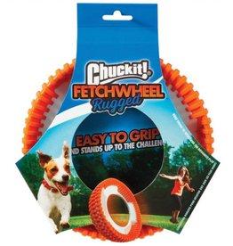 Chuckit Rugged Fetch Wheel Dog Toy 20cm
