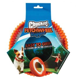 Chuckit Rugged Fetch Wheel Dog Toy 20cm