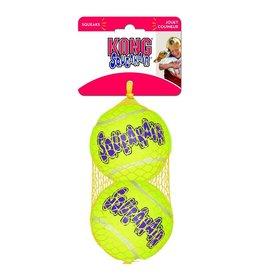KONG AirDog Squeaker Tennis Ball Dog Toy