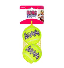 KONG AirDog Squeaker Tennis Ball Dog Toy