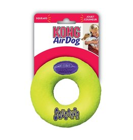 KONG AirDog Squeaker Donut Dog Toy