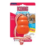 KONG Aqua Cool Floating Dog Toy with Rope