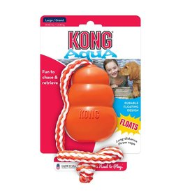 KONG Aqua Cool Floating Toy with Rope