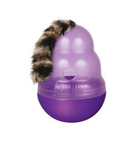 KONG Cat Wobbler Treat Toy & Dispenser