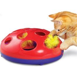 KONG Cat Glide n Seek Cat Toy