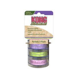 KONG Botanicals Refill Variety 3 pack