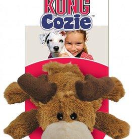KONG Cozie Marvin Moose Plush Dog Toy, X Large