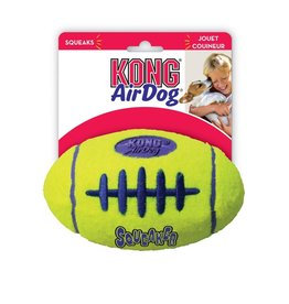 KONG AirDog Squeaker Football Dog Toy, Large