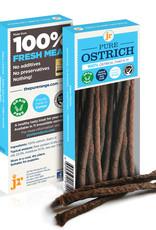 jr pet products Pure Ostrich Sticks Dog Treat 50g