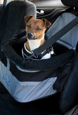 Henry Wag Pet Car Booster Seat, Grey Black