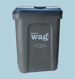 Henry Wag Store Fresh Bin Dry Pet Food Storage Box