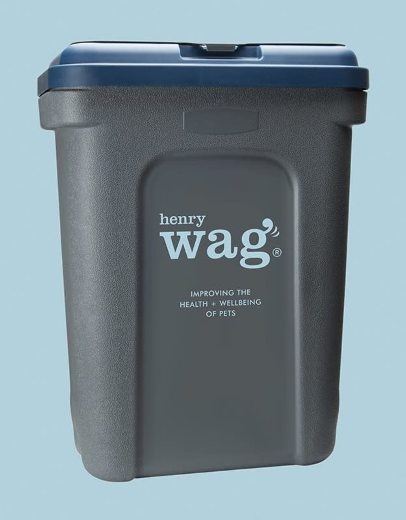 Henry Wag Store Fresh Dry Food Storage Box