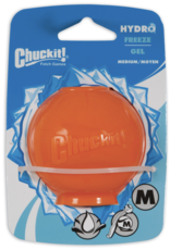Chuckit Hydrofreeze Gel Ball Dog Toy Medium 6.5cm
