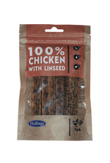 Hollings Chicken & Linseed Treat Bars for Dog, 7 pack