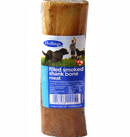 Hollings Filled Smoked Shank Bone Dog Treat