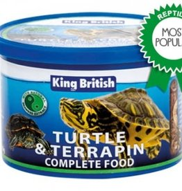 King British Turtle and Terrapin Food