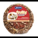Johnson's Veterinary Fruity Bowl Treat for Guinea Pigs & Hamsters, 70g