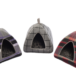 Gor Pets Camden Pyramid Cat Bed 40x40x40cm