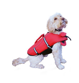 Rosewood Reflective Swim-Easy Dog Life Jacket