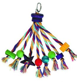 Happy Pet Carnival Bird Parrot Toy