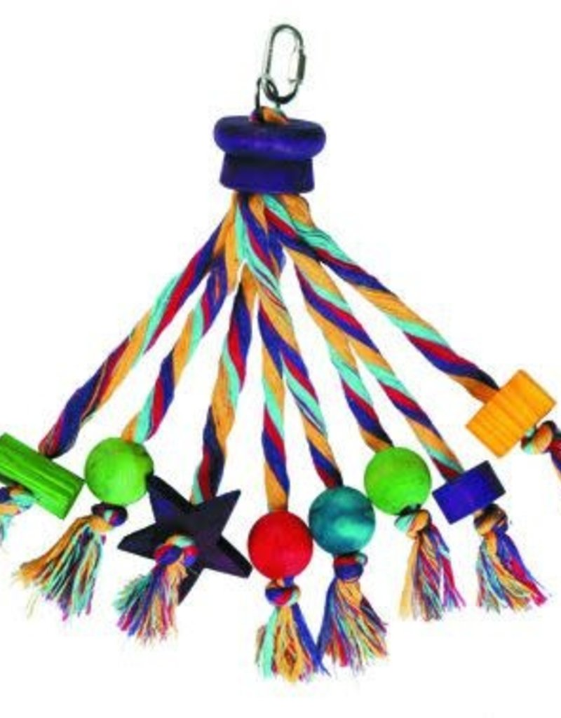 Happy Pet Carnival Bird Parrot Toy