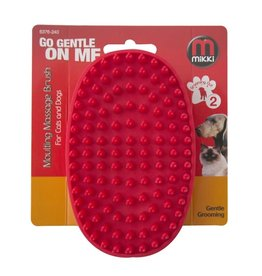 Mikki Grooming Moulting Massage Brush