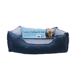 Rosewood Luxury Cooling Pet Bed, 61cm